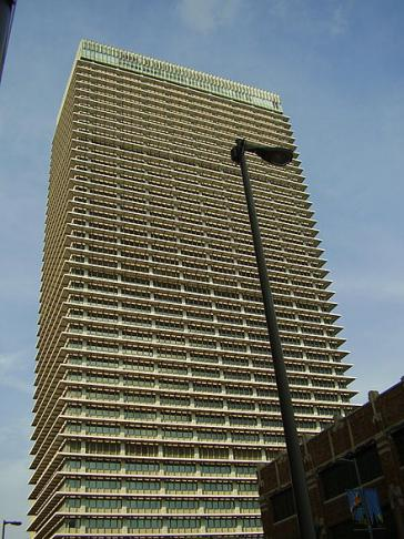 In der Zentrale von ExxonMobil in Houston, USA, wird man froh über den Vertrag mit Guyana sein