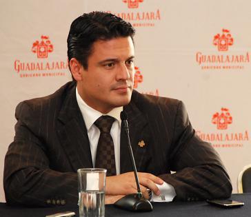 Der ehemalige Gouverneur von Jalisco, Aristóteles Sandoval