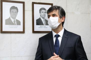 Nelson Teich reihte sich nun ein in die Galerie der Ex-Minister der Regierung Bolsonaro