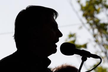 Verblasst das Bild von Jair Bolsonaro langsam, nachdem sein Verbündeter Donald Trump abgewählt wurde?