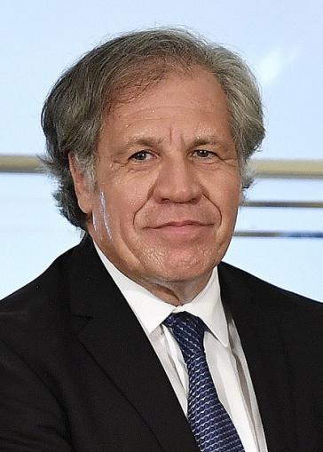Luis Almagro wurde für fünf weitere Jahre als Generalsekretär der OAS bestätigt