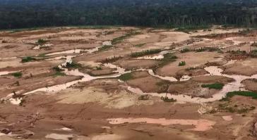 Gegen die Auswirkungen des Bergbaus müssten die Landrechte und Rechte auf natürliche Ressourcen der indigenen Völker gestärkt werden, so die Studie.
