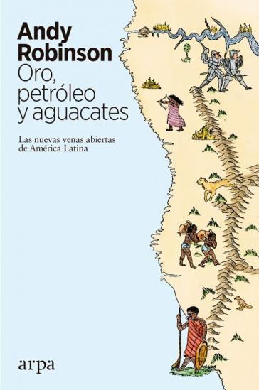 In seinem Buch beschreibt Robinson die Ausbeutung Lateinamerikas