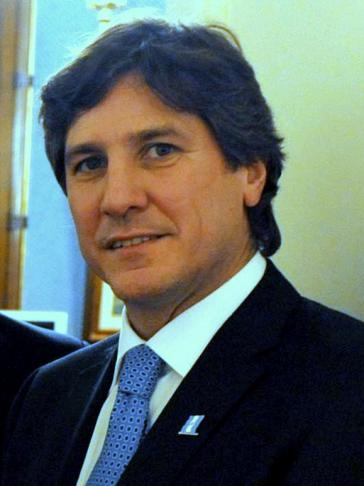 Amado Boudou war maßgeblich beteiligt an der Rückverstaatlichung der privaten Rentenfonds in Argentinien