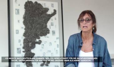 Anahí Marocchi kämpft für Gerechtigkeit für ihren Bruder