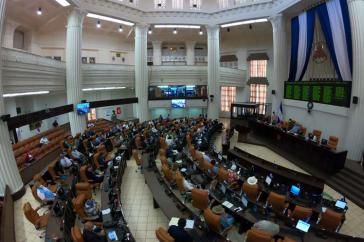 Das Parlament von Nicaragua