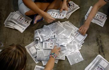 Die Wahlgeschichte Kolumbiens ist voll von Korruptions- und Betrugsfällen, gegen die kaum ermittelt wird