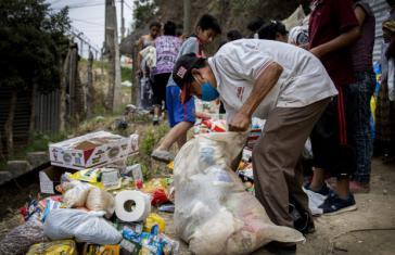 In Guatemala leiden vielen Menschen unter den Einschränkungen infolge der Corona-Pandemie