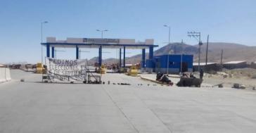 Auf vielen Straßen in Bolivien ist der Verkehr wegen der Blockaden zum Erliegen gekommen