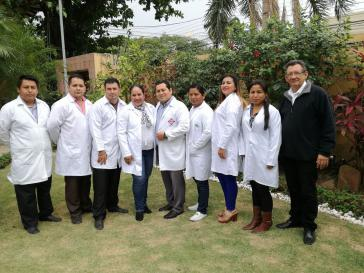 Ärzte au Kuba und in Kuba ausgebildete Ärzte (hier im Bild) arbeiteten vor allem auf dem Land