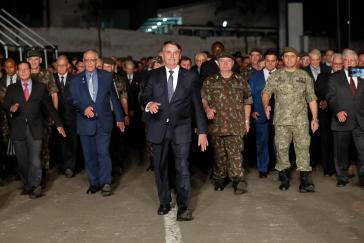 """""""Im Gleichschritt – Marsch!"""": Brasiliens Regierung ändert Militärdoktrin"""