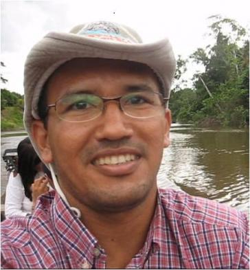 Ricardo Lopes Dias war früher als Missionar im Amazonasgebiet tätig