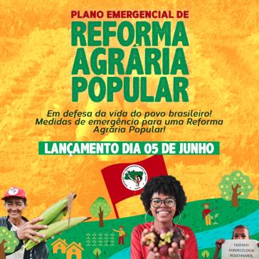 Die Landlosenbewegung fordert zudem eine Agrarreform