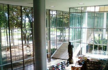 Rektoratsgebäude der Universität in Rio de Janairo: Bolsonaro will hier die Macht
