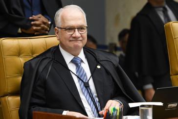 Verfassungsrichter Edson Fachin hat alle Verfahren, die sich auf indigenes Land auswirken, gestoppt