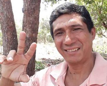 Zezico Guajajará, Aktivist und Lehrer, ist der fünfte Anführer der Guajajará, der innerhalb von nur fünf Monaten ermordet wurde