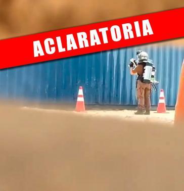 """""""Richtigstellung"""": Carabineros weisen Vorwürfe zurück"""