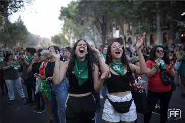 Der Aufstand ist feministisch ...