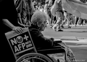 Die Abschaffung der AfP ist seit Jahren eine der Hauptforderungen der sozialen Bewegungen