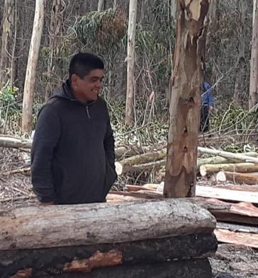 Der Mapuche-Aktivist Alejandro Treuquil wurde von Unbekannten erschossen