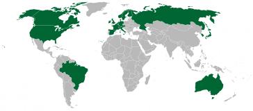 Permanente Kreditgeber des Pariser Clubs