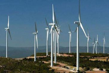 Windpark in Kuba