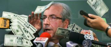 Der konservative Ex-Politiker Eduardo Cunha erhielt die dritte mehrjährige Haftstrafe wegen Korruption