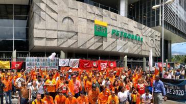 Auch wenn der Streik der Petrobrás-Mitarbeiter für die Verhandlungen unterbrochen ist, hatte er über 20 Tage historische Dimensionen angenommen
