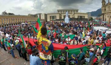 Der aktuellen Regierung von Kolumbien wird vorgeworfen, das Land in eine noch tiefere politische, soziale und wirtschaftliche Krise gestürzt zu haben