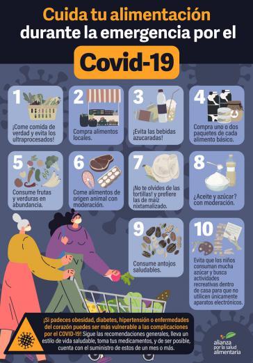 Die Ernährung ist gerade zu Zeiten der Corona-Pandemie von großer Bedeutung. Der Bundesstaat Oaxaca wurde nun aktiv und verbietet Junk-Food für Minderjährige