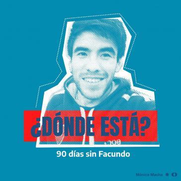 Facundo Castro ist seit mittlerweile 90 Tagen unter ungeklärten Umständen verschwunden. Die Polizei gilt als verdächtig