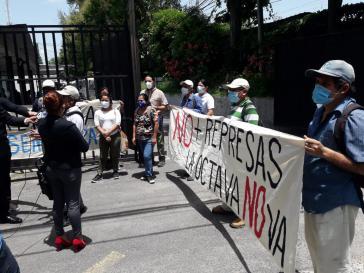 Indigene Gemeinschaften in El Salvador wehren sich gegen neue Wasserkraftwerke