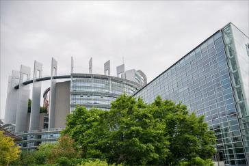 Europäischen Parlament in Brüssel: Solidarität mit Venezuela gefordert