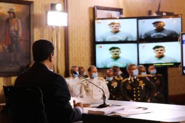 Nicht nur der Präsident von Venezuela, Nicolás Maduro, sondern auch der US-Kongress beobachten momentan genau, welche Fakten zu der versuchten Invasion noch auf den Tisch kommen