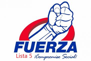 Logo der Correa-Partei FCS: Von Wahl ausgeschlossen?