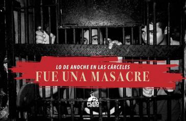 Der Tod von 23 Insassen eines Gefängnisses in Bogotá wird als Massaker beschrieben