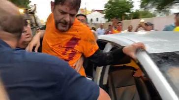 Der Senator von Ceará, Cid Gomes, wurde bei Auseinandersetzungen mit der Militärpolizei angeschossen