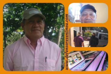 Der Gewerkschafter und Umweltaktivisten Félix Vásquez wurde in seinem Haus in El Ocotal getötet