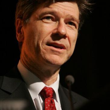 US-Ökonom Jeffrey Sachs