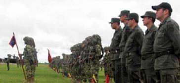 Die Soldaten sollen den mobilisierten Kleinbauern mitgeteilt haben, sie hätten den Befehl, sie zu töten