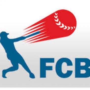 Emblem des Baseballverbandes von Kuba
