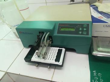 Derzeit gibt es in Kuba Land 232 Labors mit Suma-Technologie