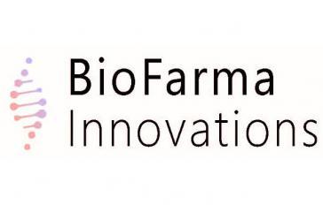 Logo des kubanisch-britischen Joint Venture BioFarma Innovations