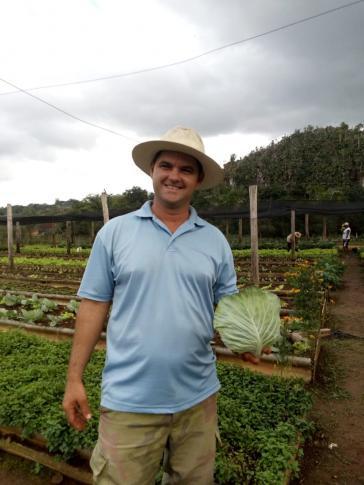Öko-Bauernhöfe gibt es in Kuba reichlich