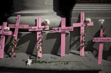 Bis Mitte April dieses Jahres sind in Mexiko 122 Frauen an Covid-19 gestorben. Im gleichen Zeitraum wurden 490 Frauen Opfer von Feminiziden