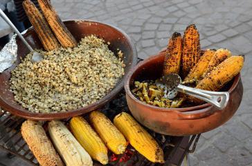 Mais-Verkauf in Mexiko: Bauern fürchten die Abhängigkeit von Saatgut-Multis