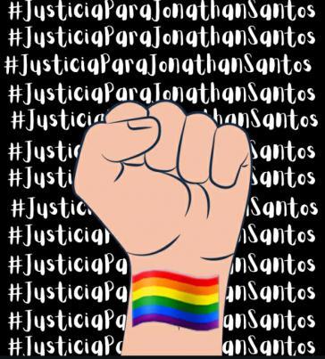 Die LGBT-Gemeinschaft in Mexiko fordert Gerechtigkeit für den ermordeten Aktivisten Jonathan Santos
