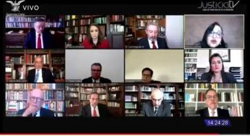 Virtuelle Sitzung des Obersten Gerichts am 1.Oktober zur Frage des Referendums