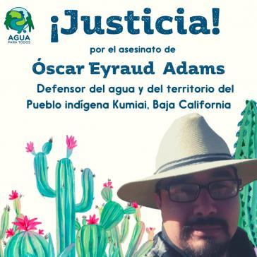 Óscar Ayraud Adams kämpfte für die Verbesserung der Lebensbedingungen und das Recht auf Autonomie der Kumiai
