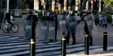 Debatte über Polizei in Mexiko nach Anti-Rassismus-Protest